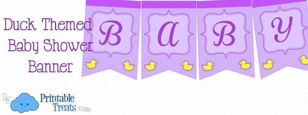 purple-duck-baby-shower-banner