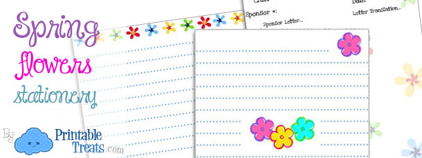 spring-flowers-stationery