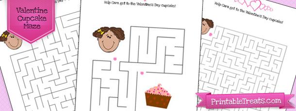 valentine-cupcake-maze