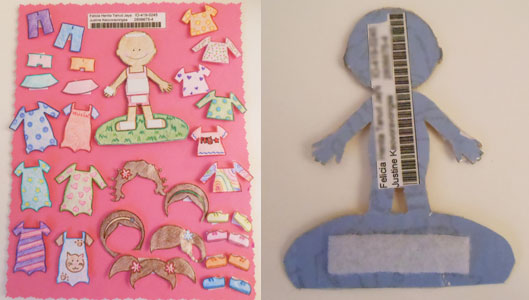 child sponsorship gift ideas doll