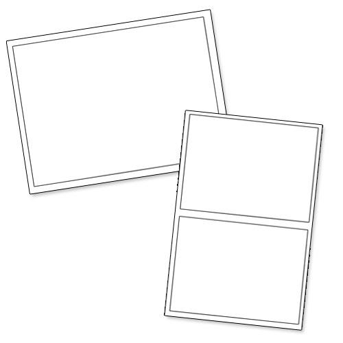 printable shape of colorado