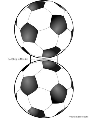 printable soccer card template