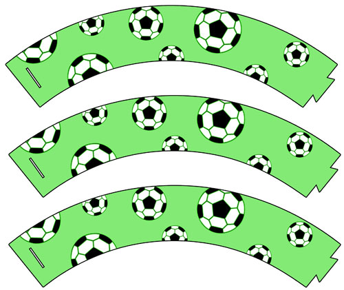 free printable soccer cupcake wrappers