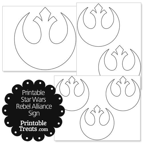 printable star wars rebel alliance sign