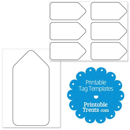 printable tag templates