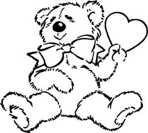 valentines day printable coloring pages
