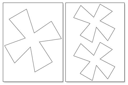 printable x marks the spot