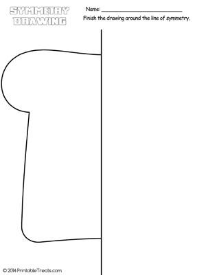 toast symmetry drawing worksheet